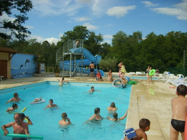 NONETTE piscine