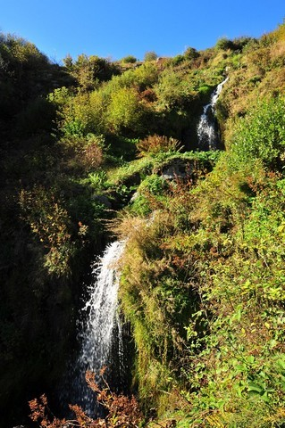 ANZAT LE LUGUET Cascade d'Apcher