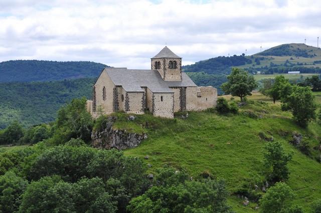 DAUZAT SUR VODABLE Eglise