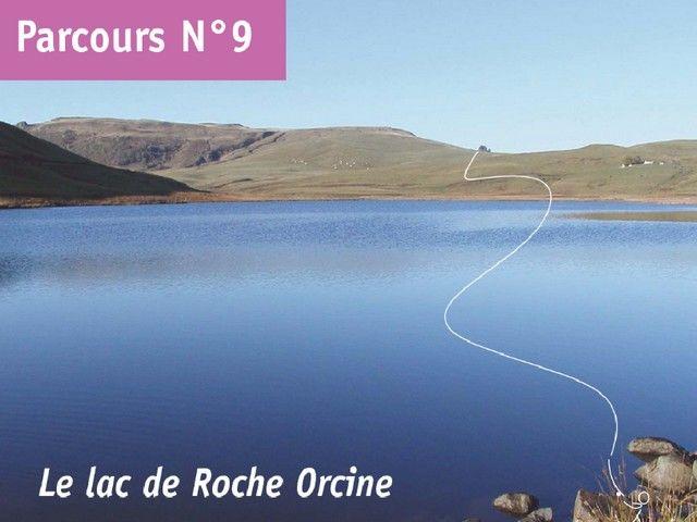 SAINT ALYRE ES MONTAGNE Peche lac Roche Orcine