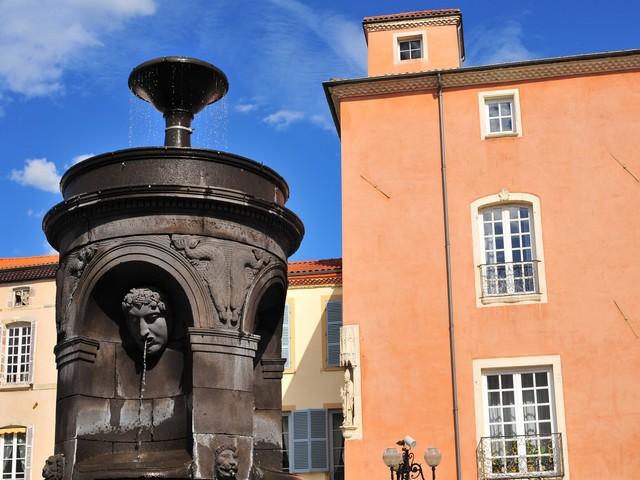 La Ville d'Issoire