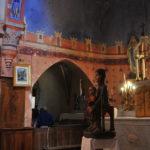 Intérieur église Saint-Maurice Usson