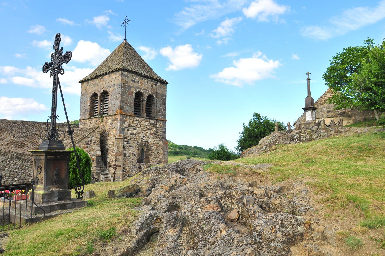 Le Chastel à Saint-Floret