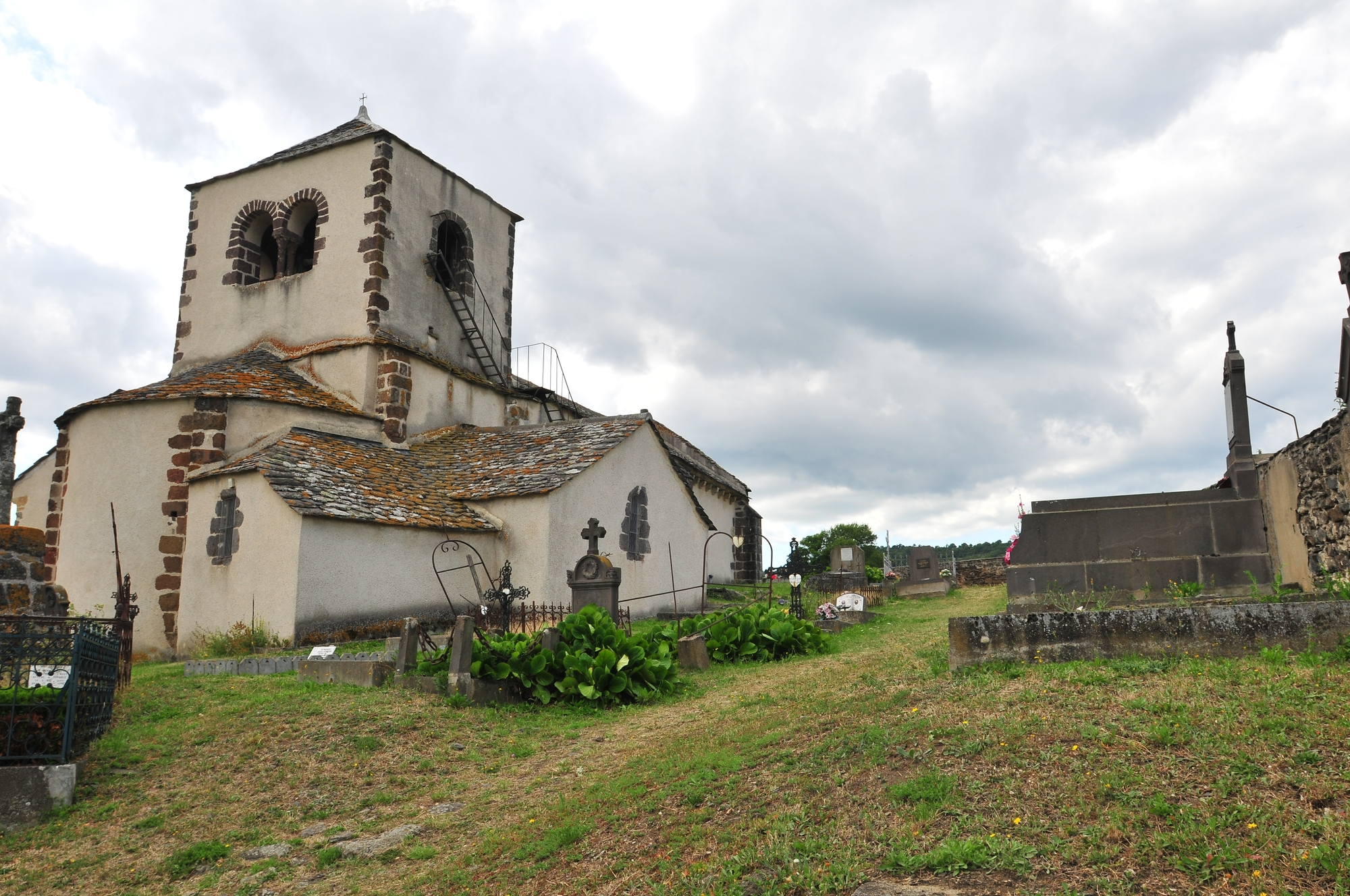 Eglise de Colamine-sur-Vodable