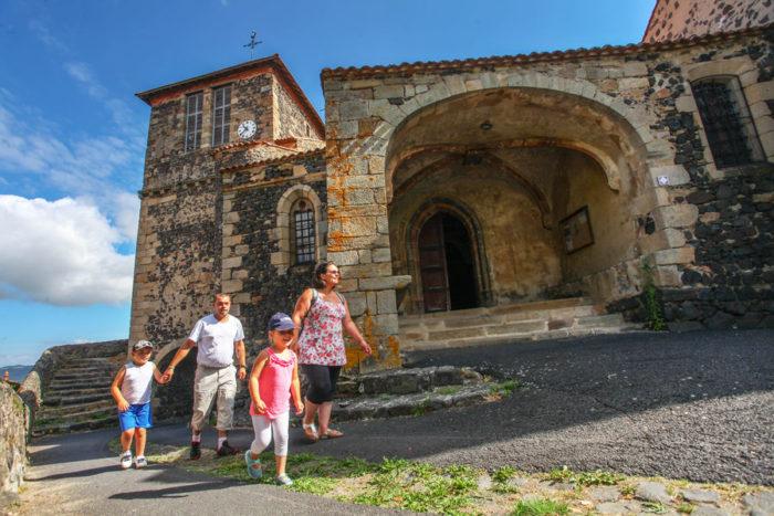 Eglise Saint-Maurice d'Usson