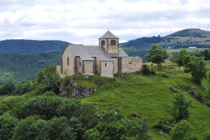 Eglise saint-Géraud, Dauzat-sur-Vodable