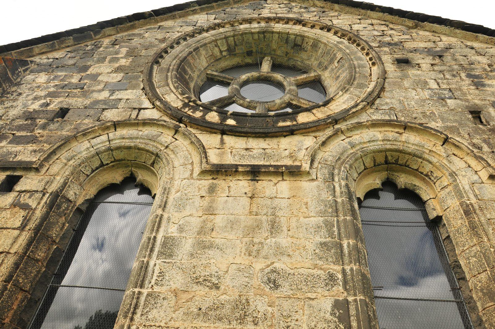 Abbaye de Mègemont – extérieur
