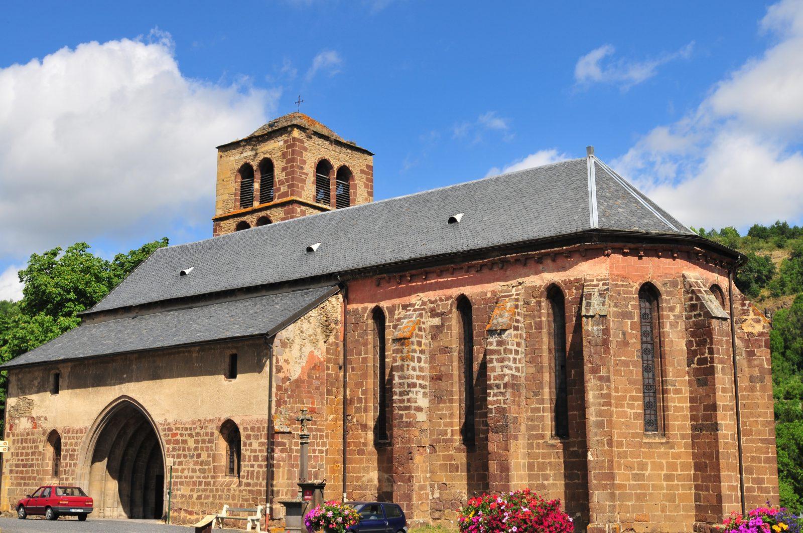 Eglise saint-dizan, Ardes-sur-Couze