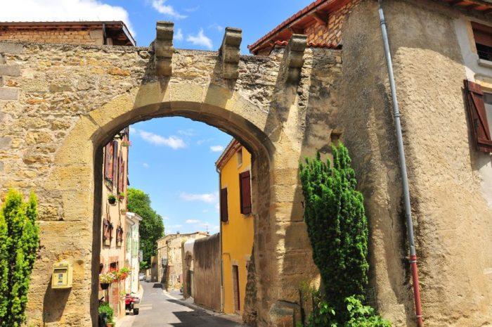 Village de Plauzat