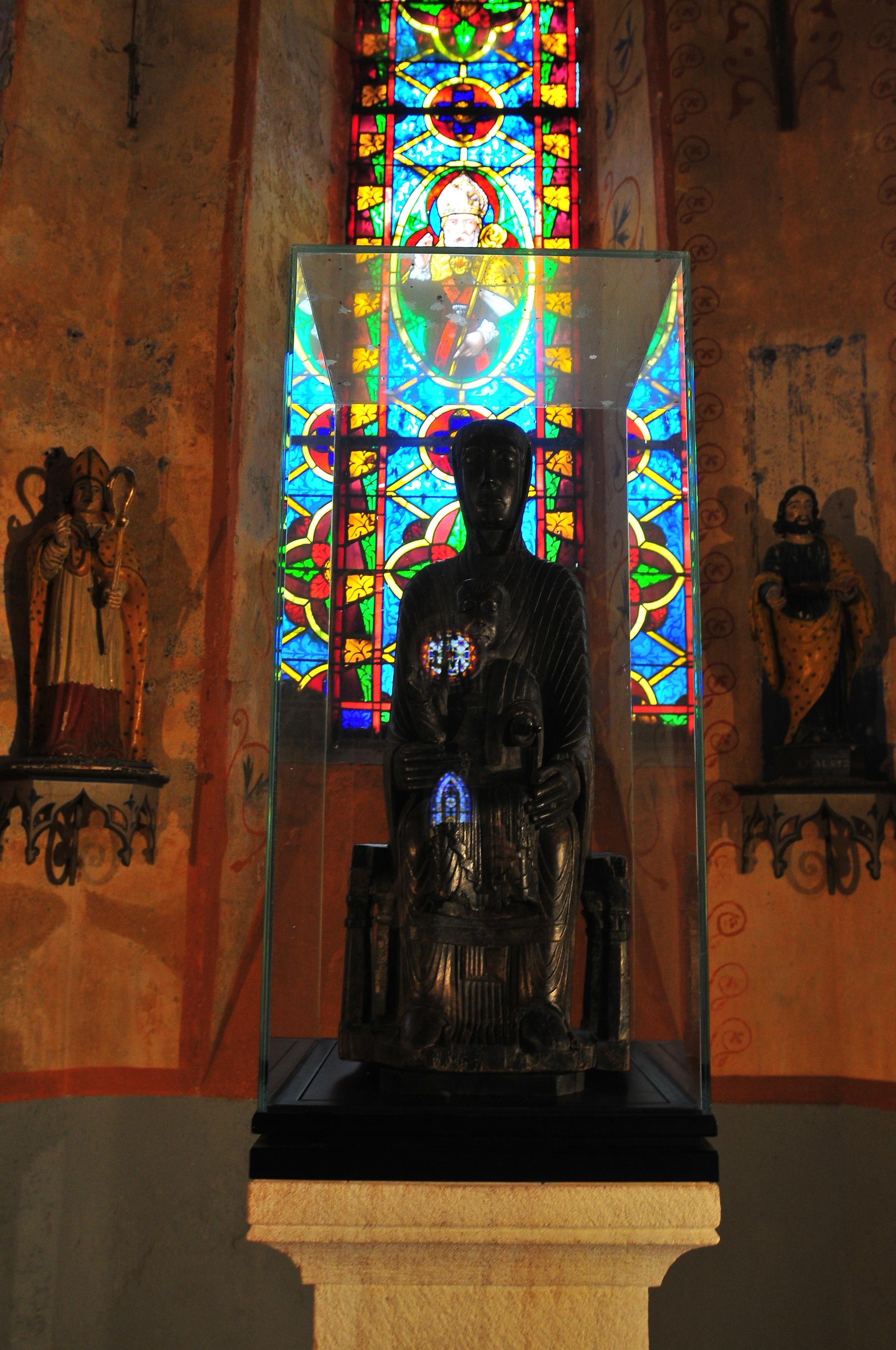 Glise saint gervais saint protais de saint gervazy office de tourisme du pays d 39 issoire - Office du tourisme de saint gervais ...