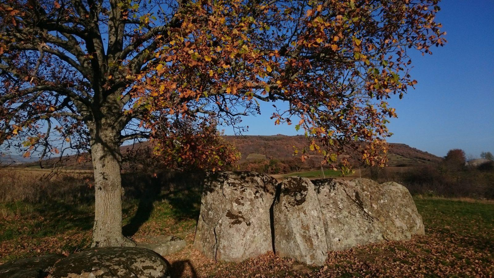 Dolmen d'Unsac ou d'Ustau du Loup