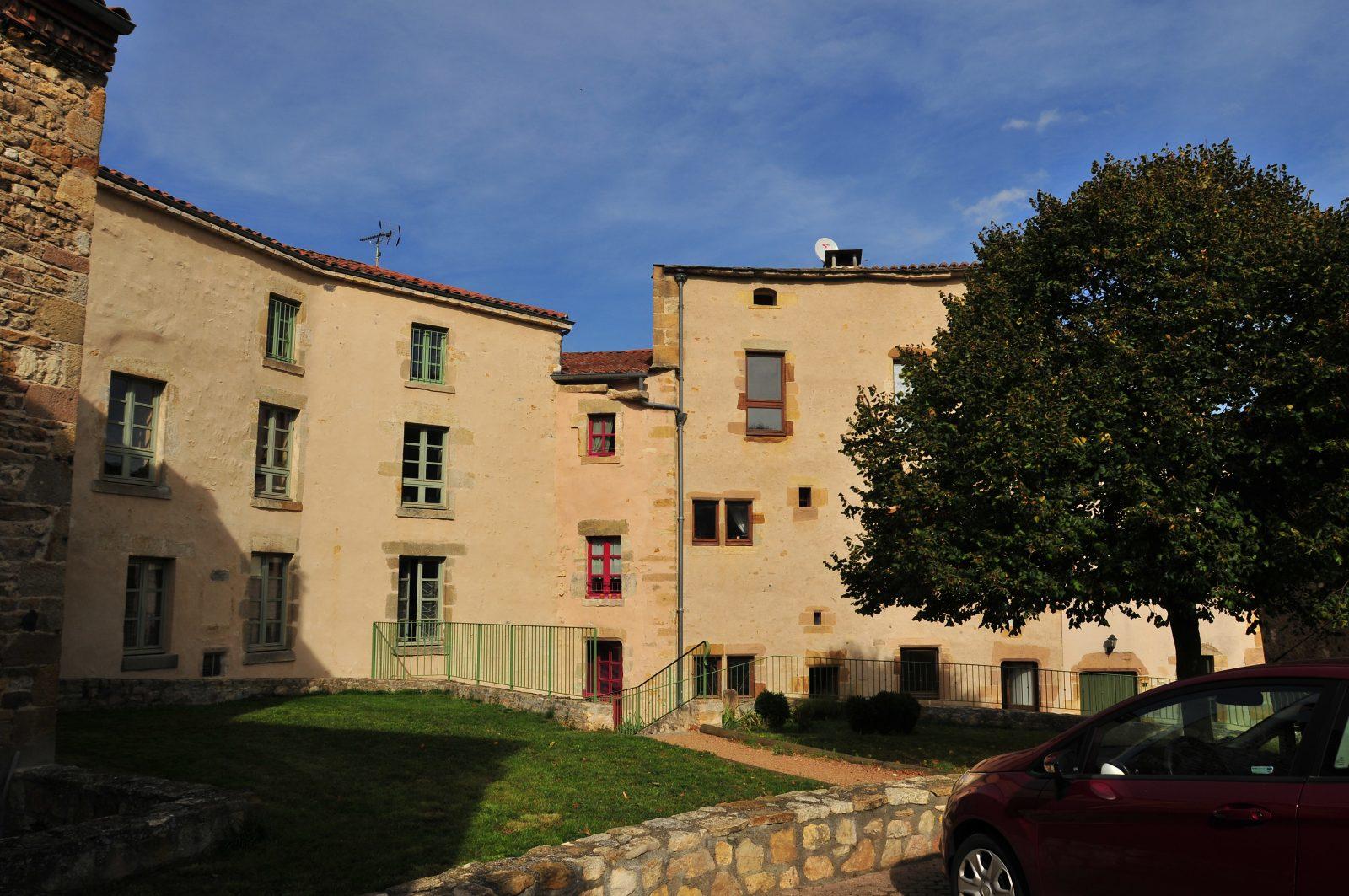 Village de Sauvagnat-Sainte-Marthe