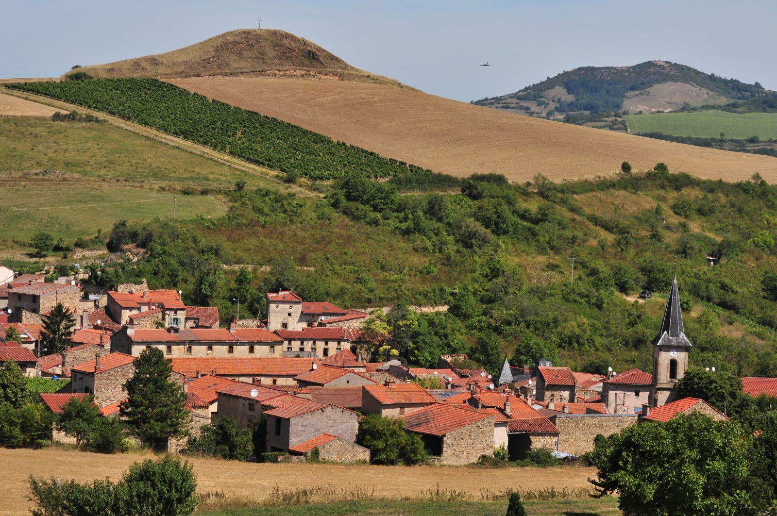 Village de Sauvagnat