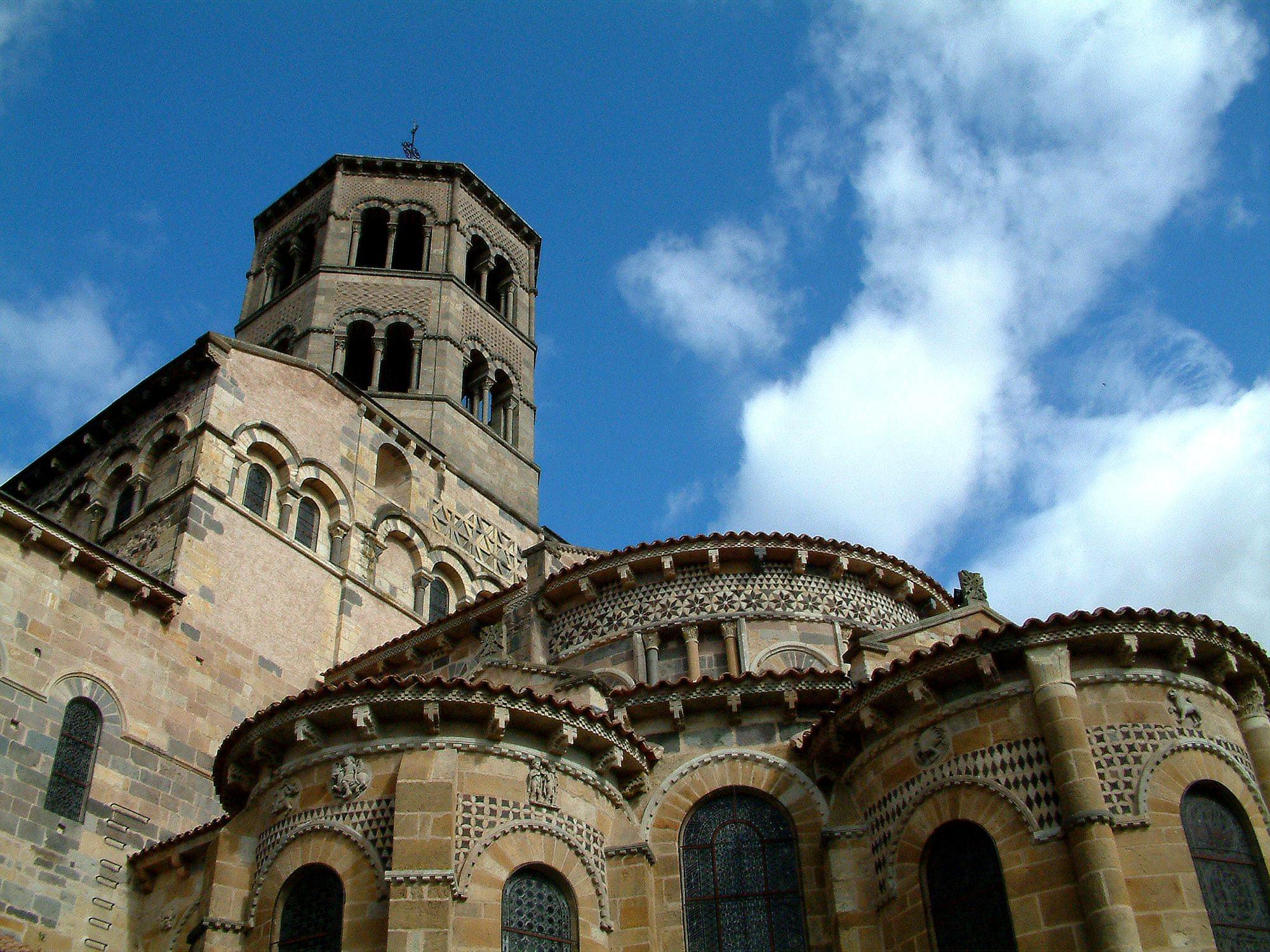 Abbatiale Saint-Austremoine – Issoire
