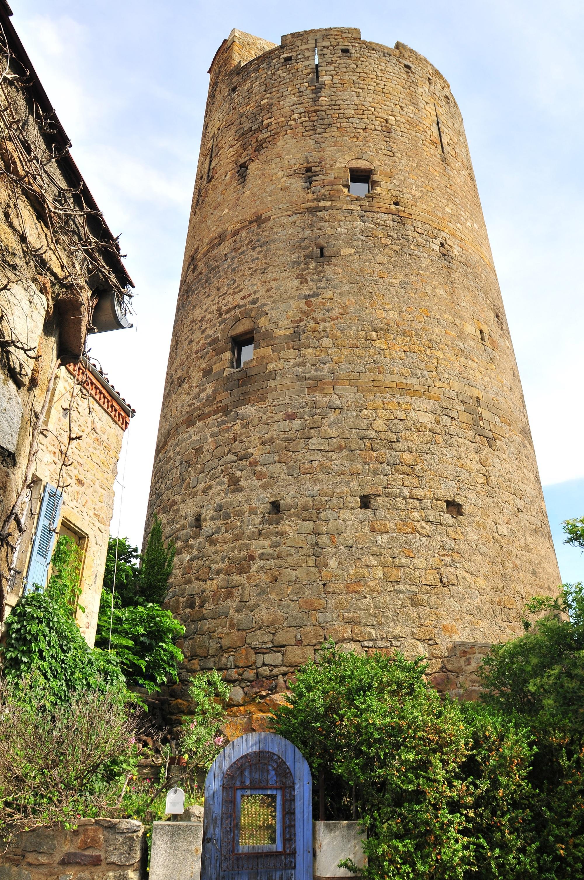 Tour médiévale – Montpeyroux