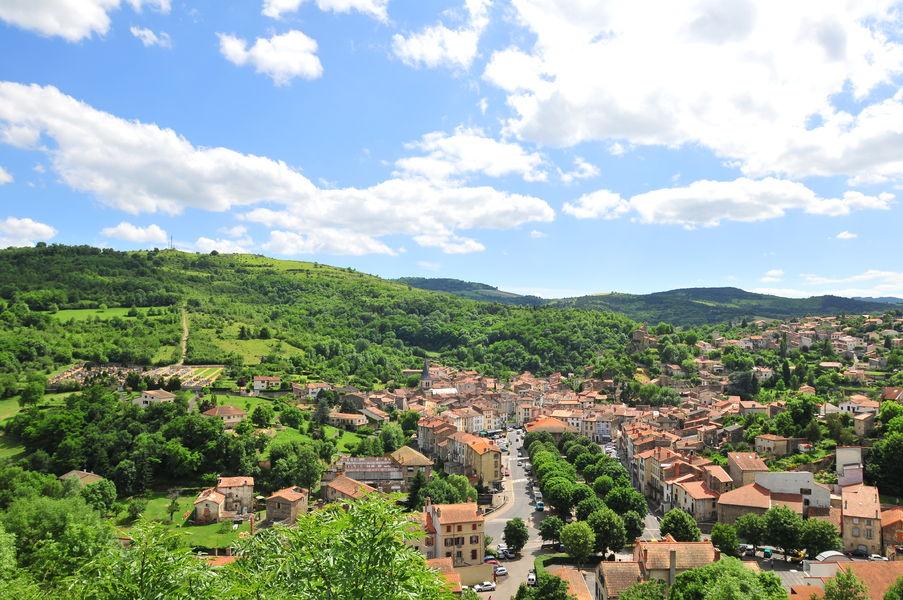 Village de champeix