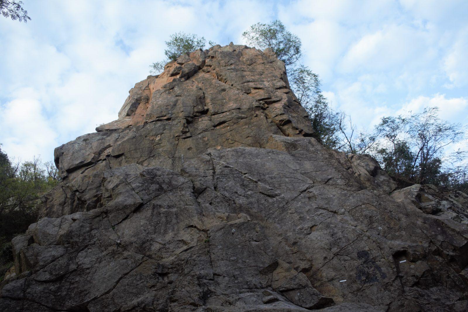 Site d'escalade les Rochettes à Coudes