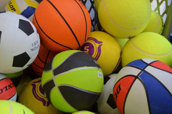 ballons de sport
