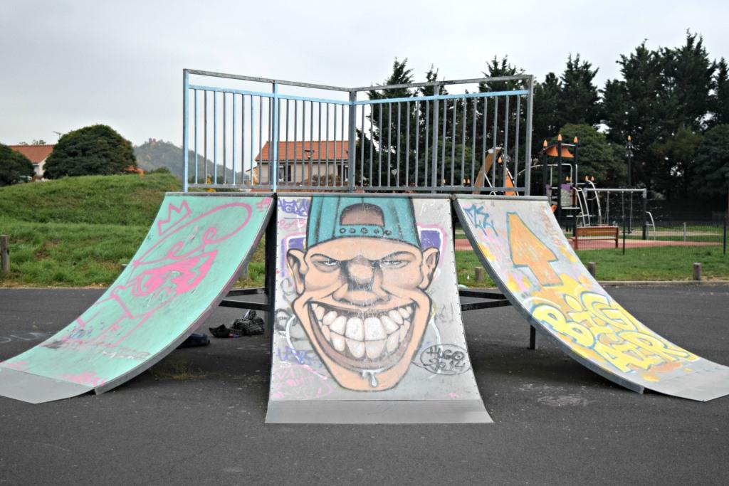 Skatepark Issoire