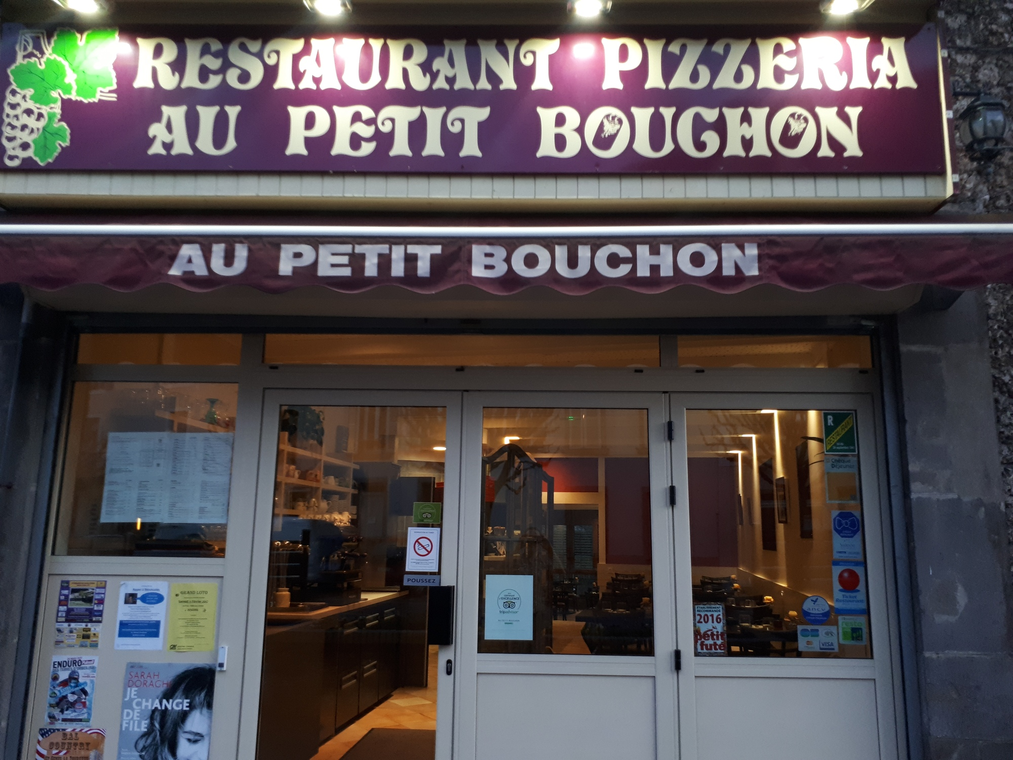 Au Petit Bouchon – Issoire