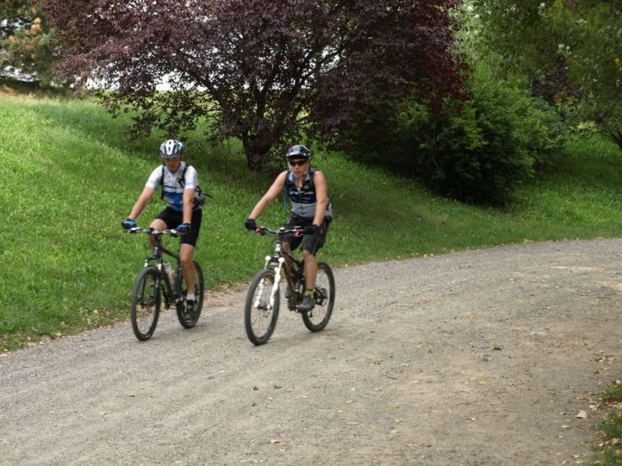 accompagnement VTT issoire