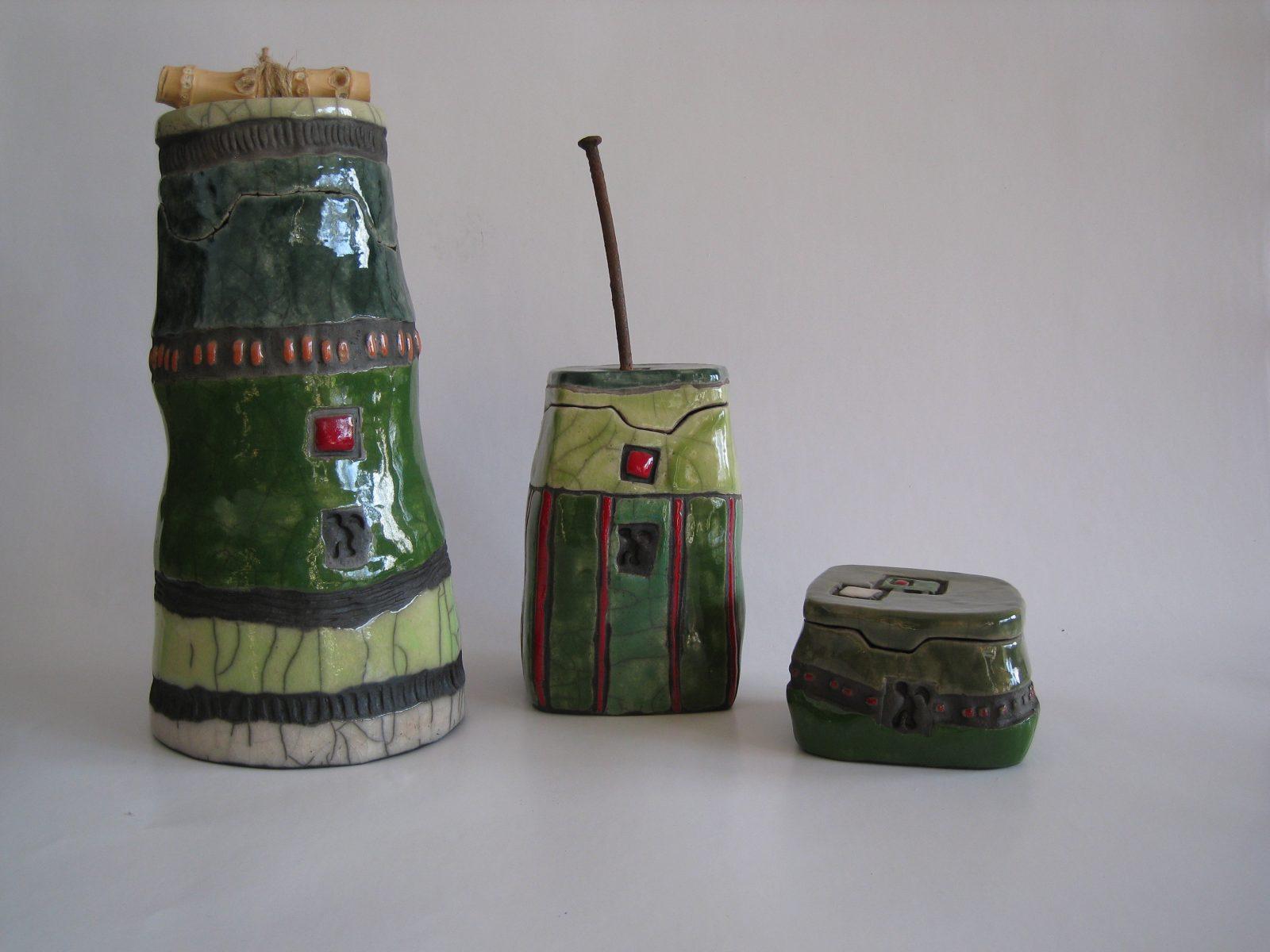 Céramique, terre de lune à Orbeil