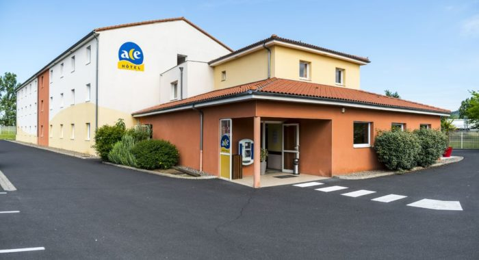 hotel issoire ace