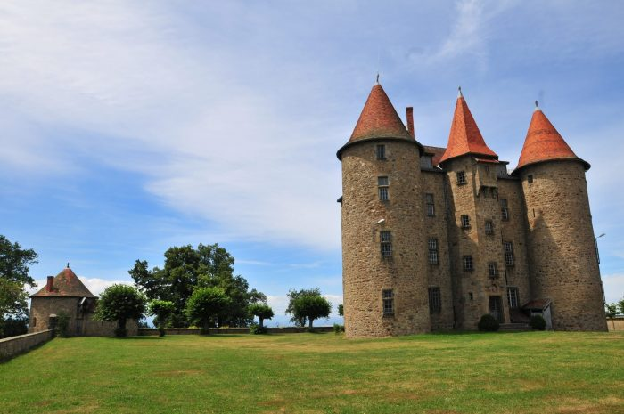 Château de montfort location salles