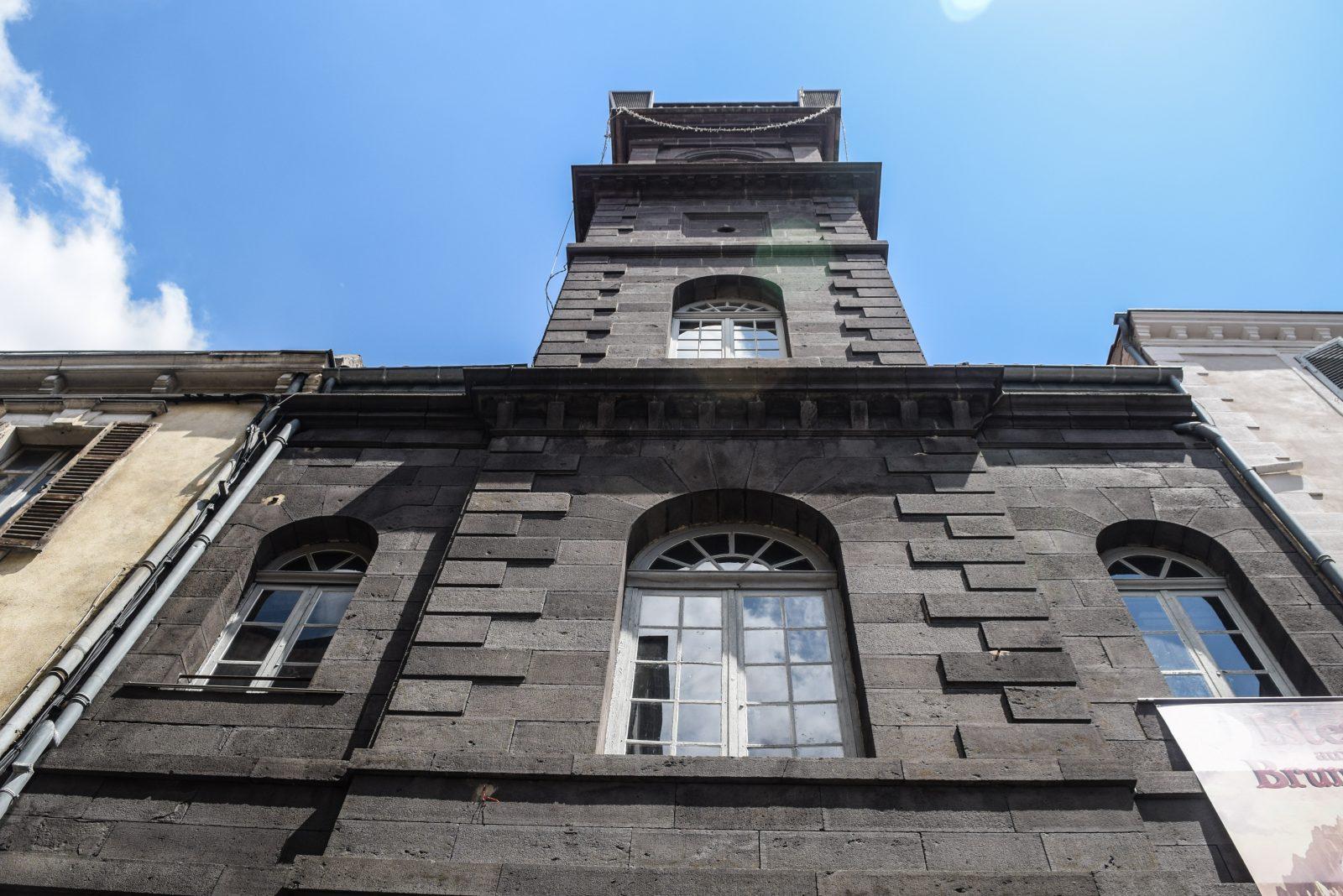 tour de l'horloge, Issoire