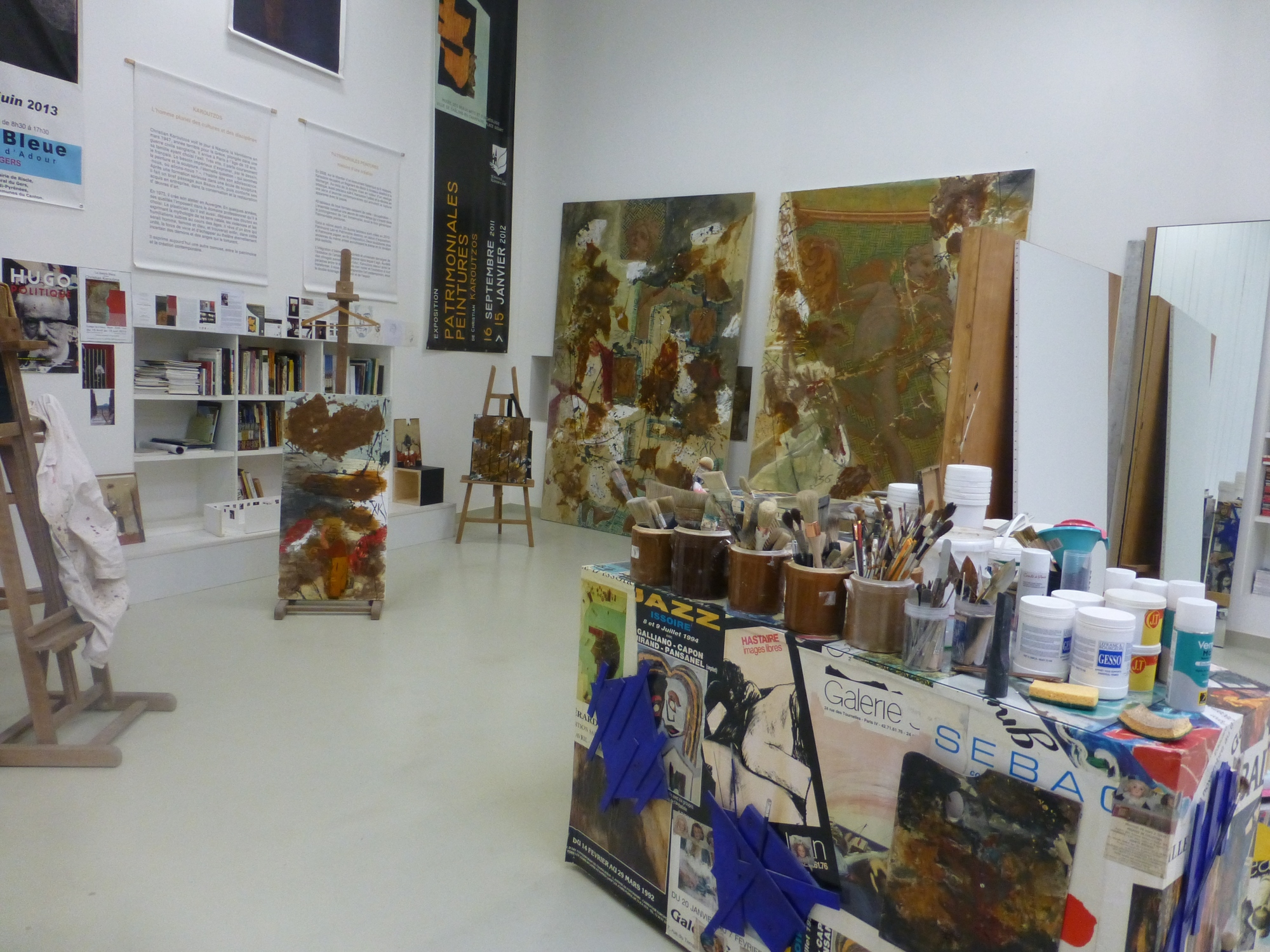 Centre art contemporain issoire