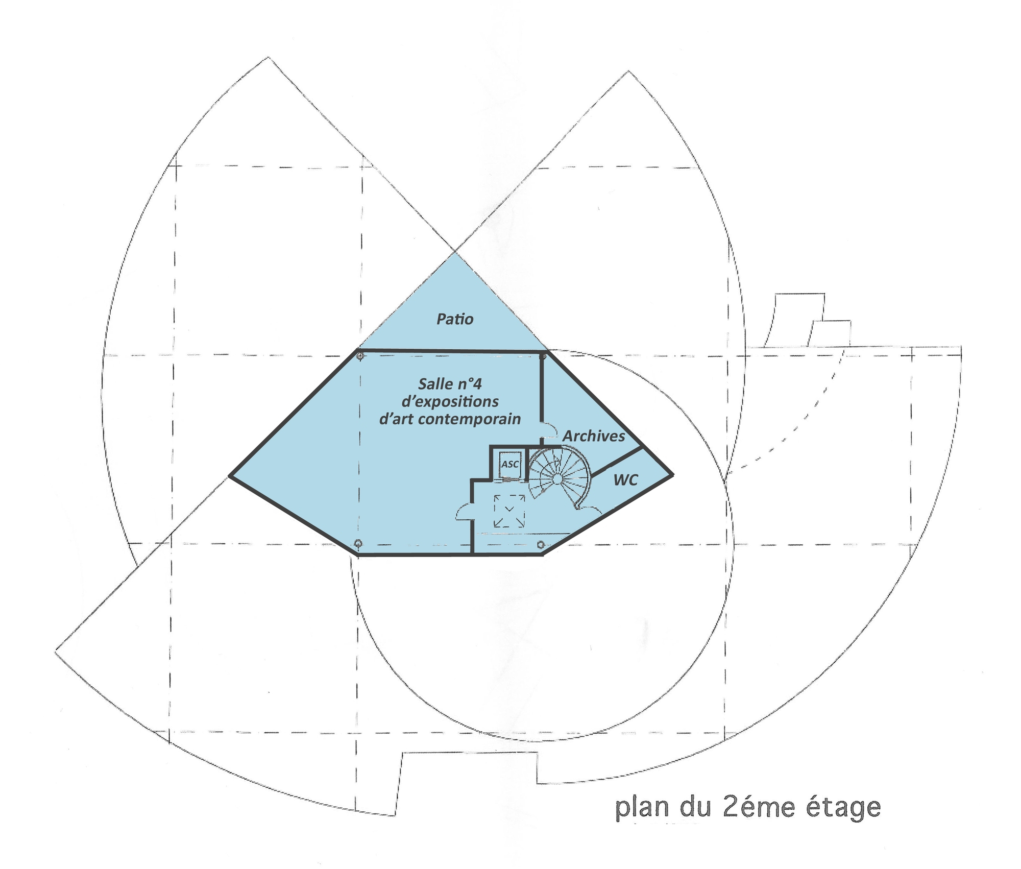 plan centre art contemporain issoire