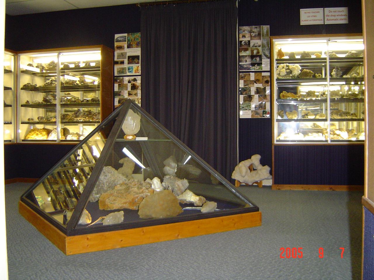 musée de la pierre philosophale, issoire