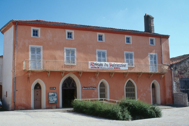 Maison du patrimoine, sauxillanges
