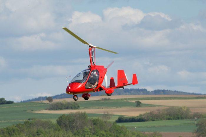 formation de pilote en autogire