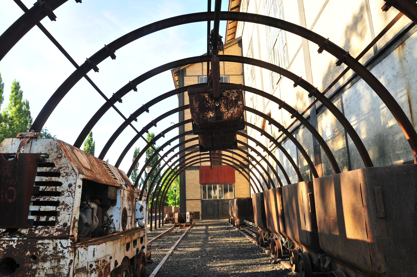 Musée de la mine, Brassac-les-mines
