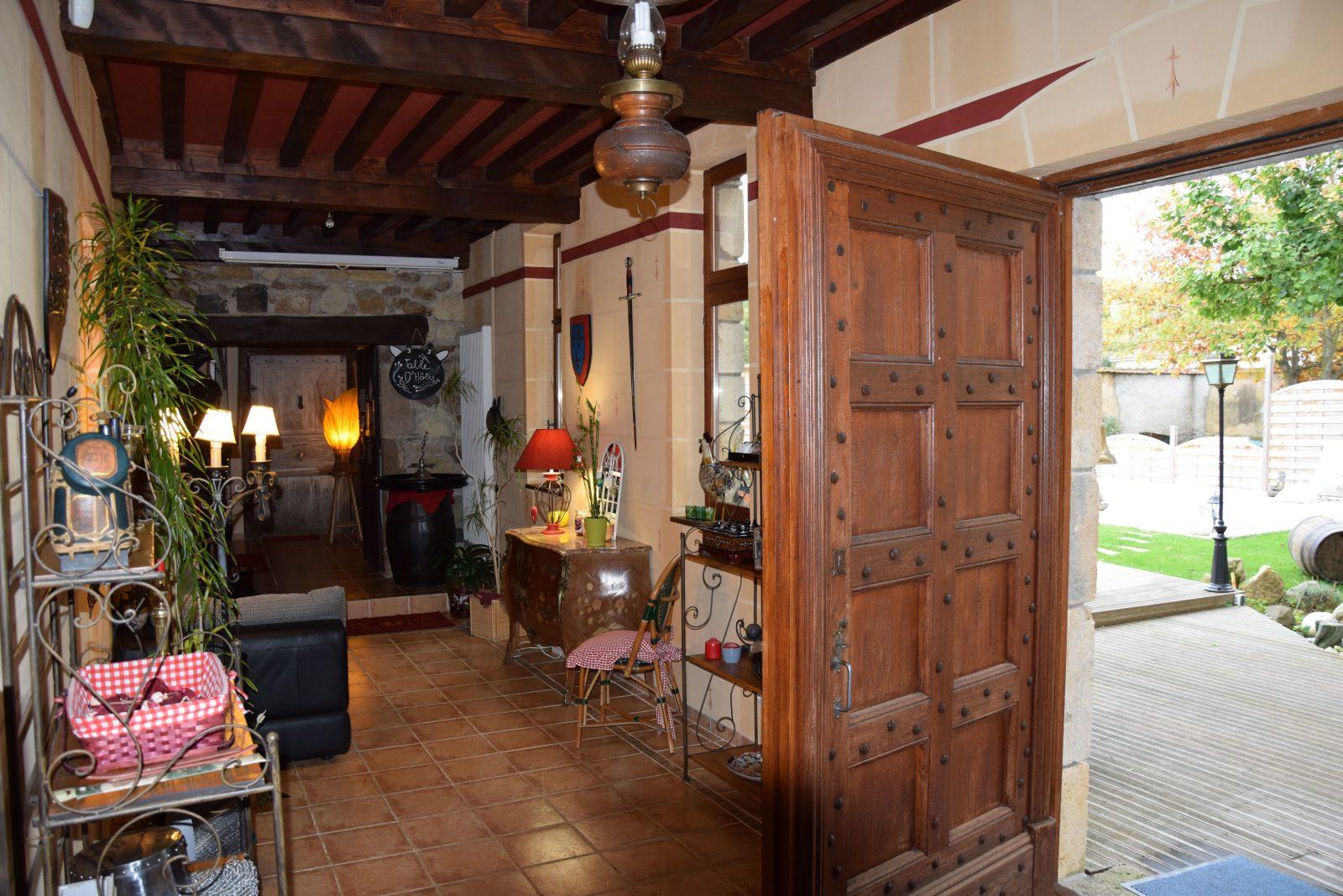 chambre d'hôtes château des aiguilles