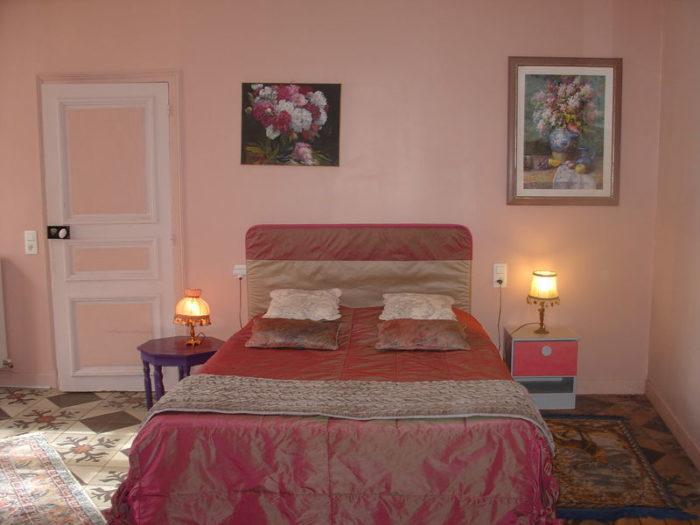 chambres d'hôtes à montpeyroux, l'écharpe d'Iris