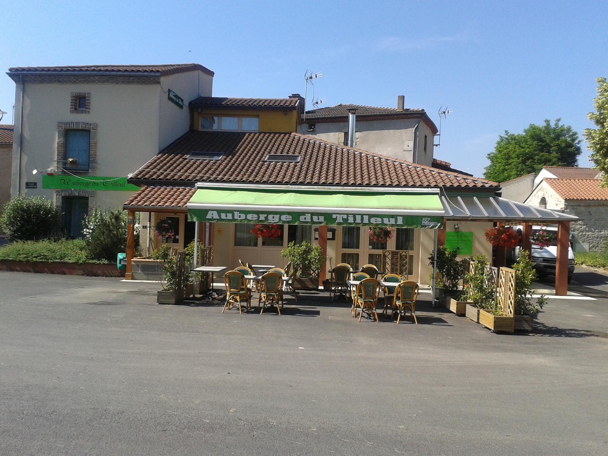 Auberge du Tilleul – St-Martin-des-Plains