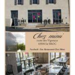 Chez Mimi – Le Broc
