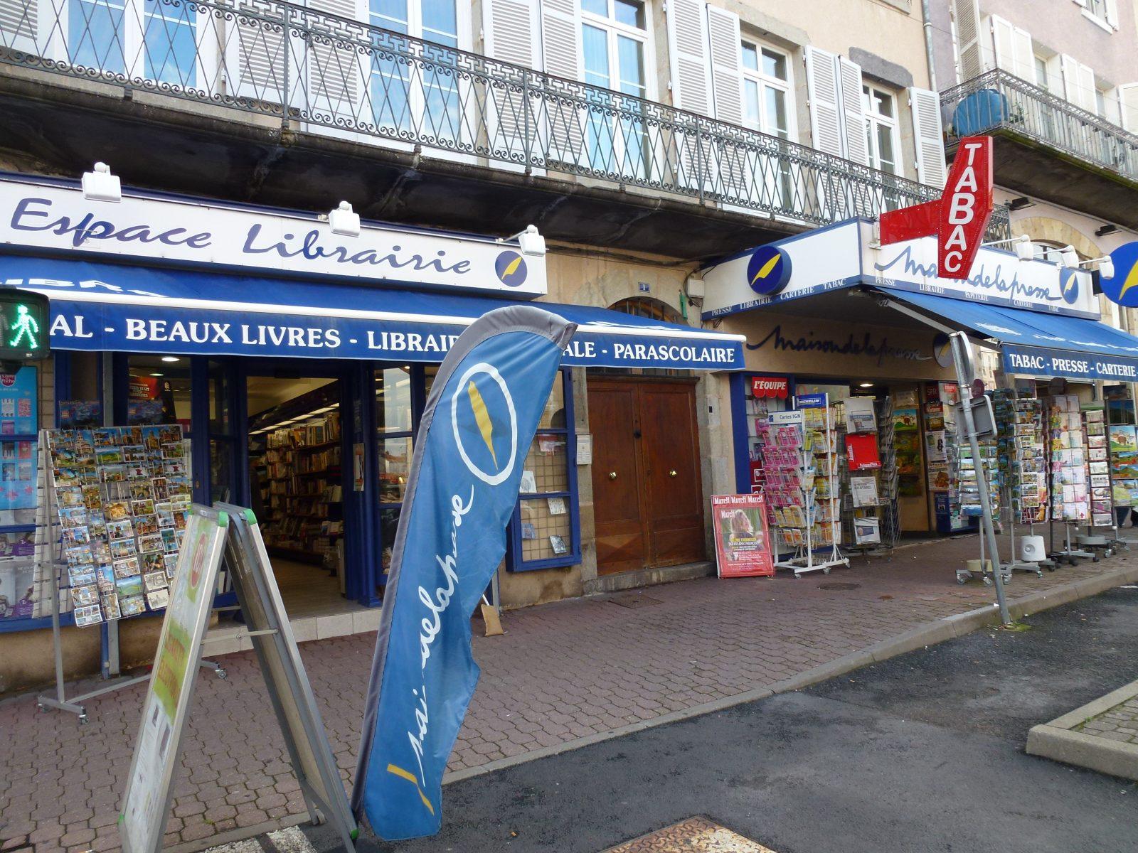 Maison de la presse – Issoire