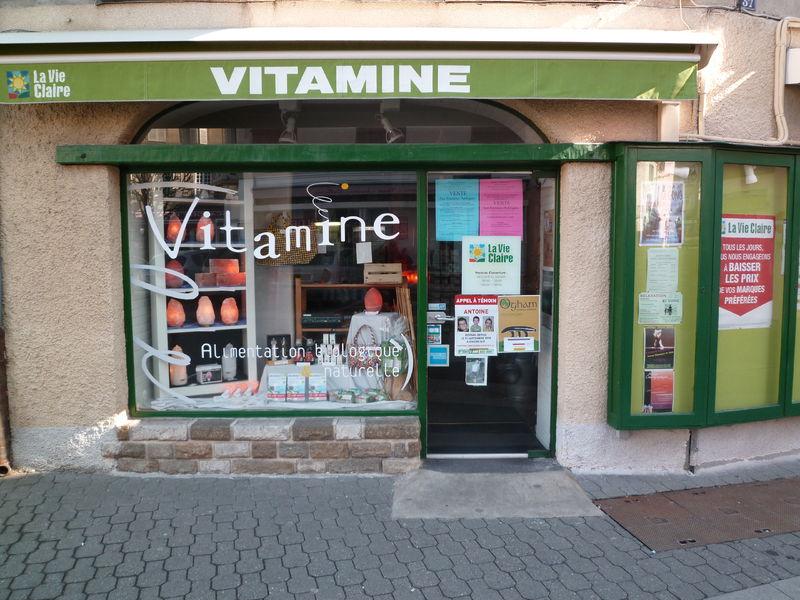 Vitamine La Vie Claire -Issoire