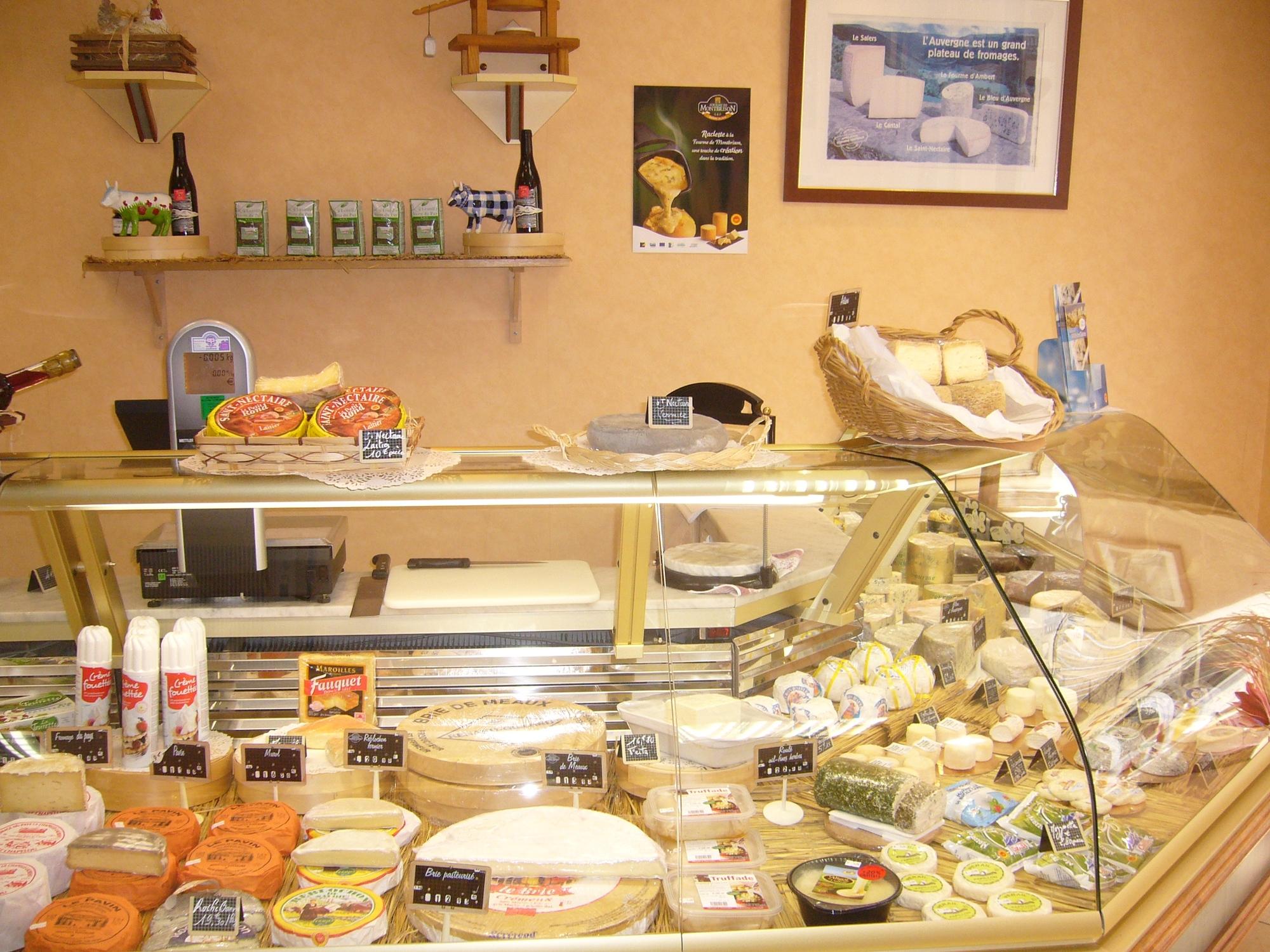 Tout un fromage – Issoire