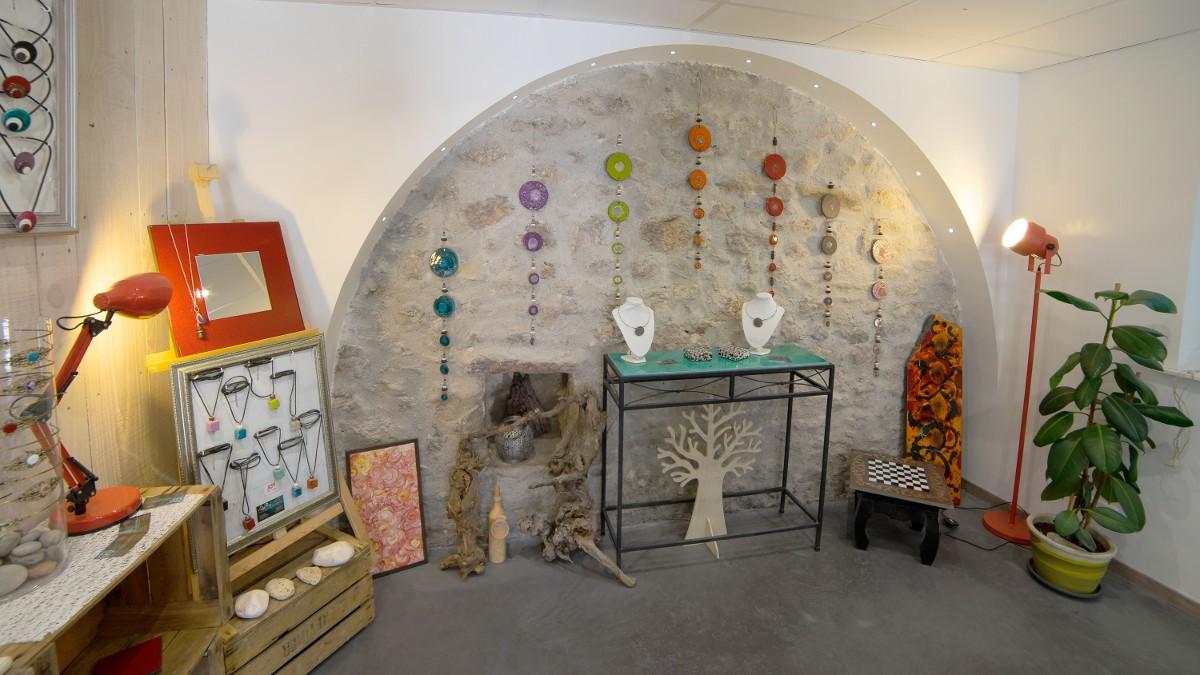 L'île ô pierres – Montpeyroux