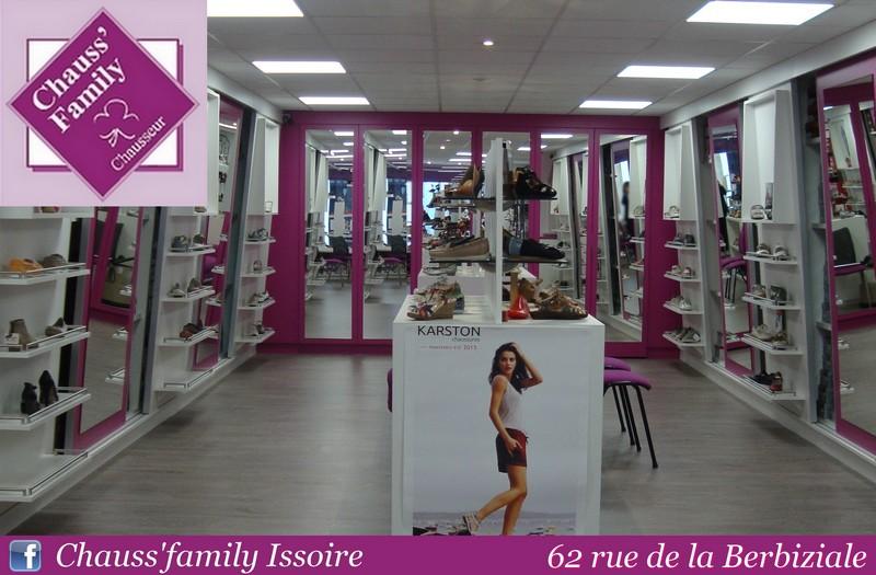 Chauss'Family – Issoire