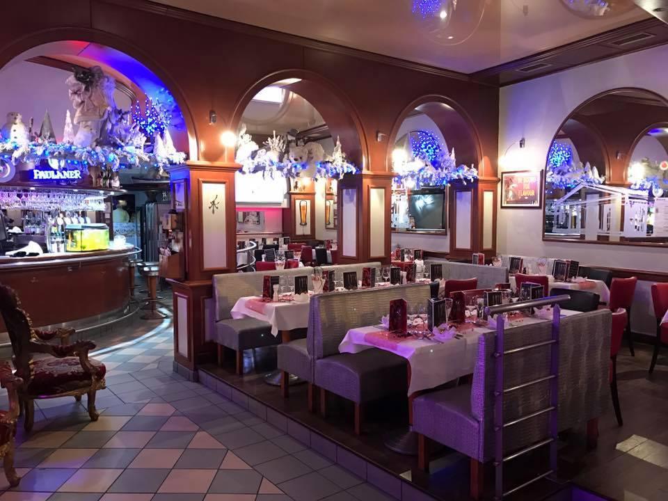 restaurant le globe à issoire