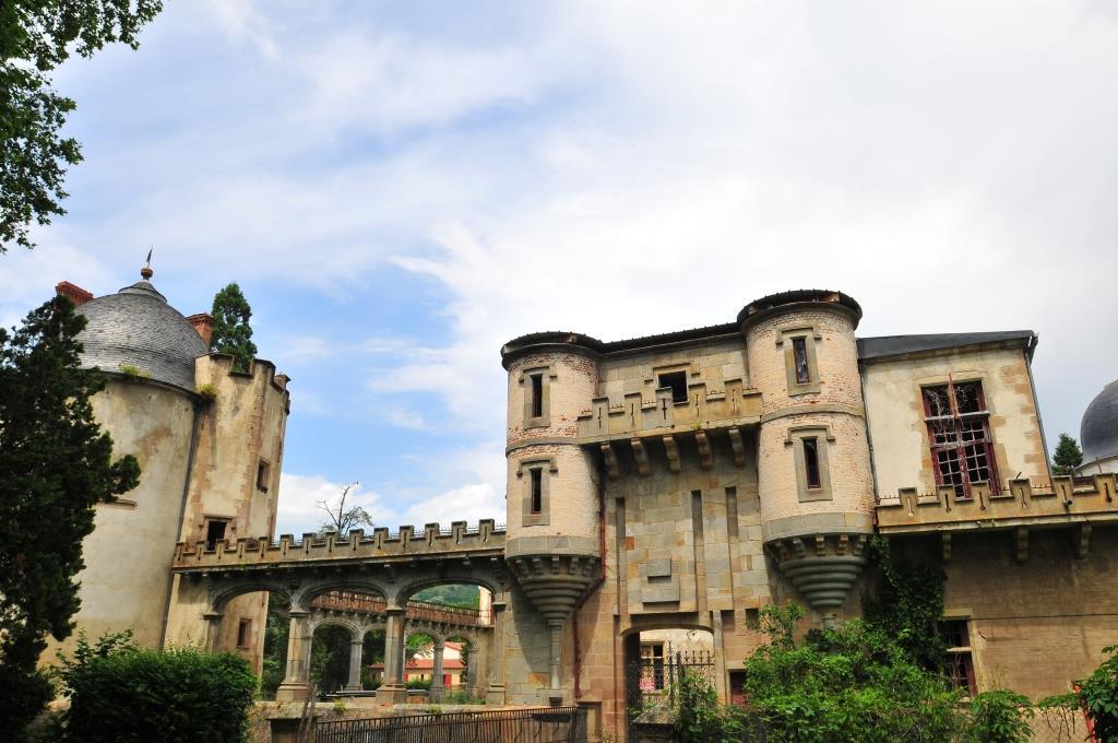 Château de Saint-Cirgues-sur-Couze