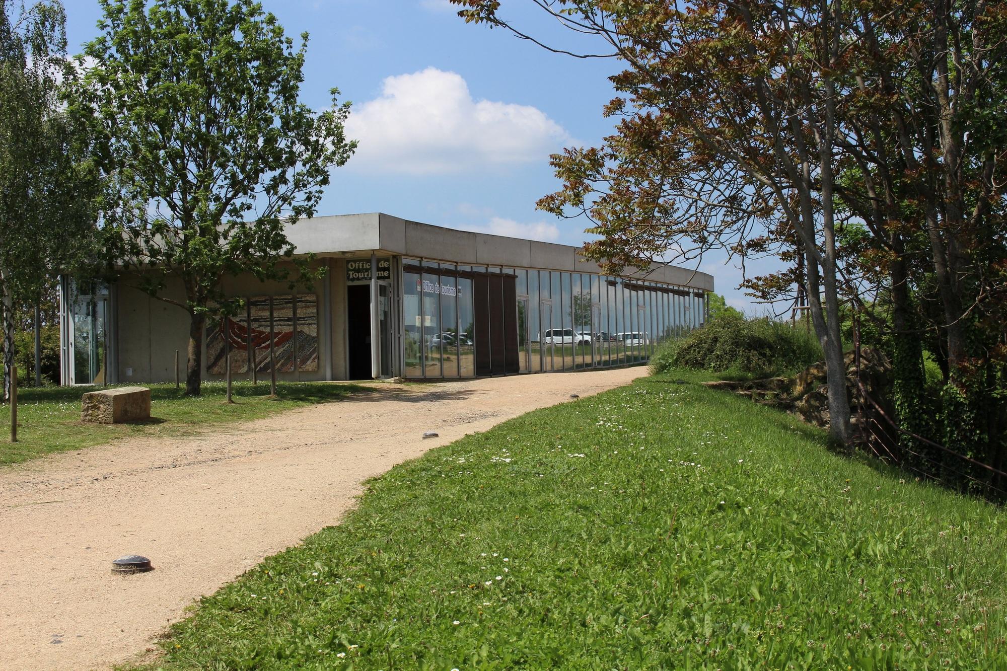 bureau de tourisme, montpeyroux
