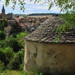 visite du village de chadeleuf