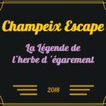 Escape Game à Champeix