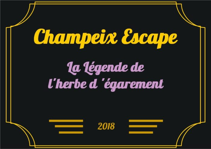 Escape Game à Champeix